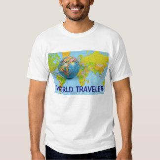 WORLD TRAVELER Men's Basic T-Shirt