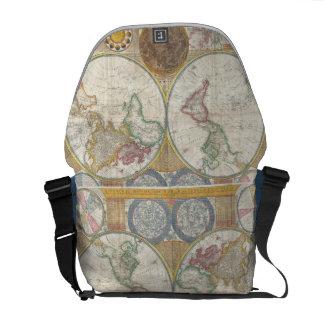 World Traveler Messenger Bag 2