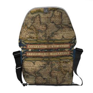 World Traveler Messenger Bag 4