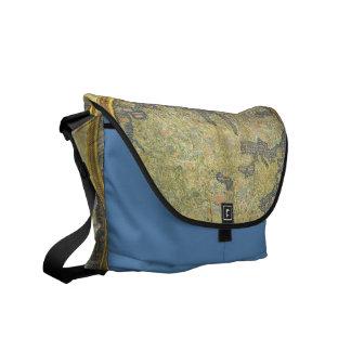 World Traveler Messenger Bag 5