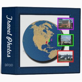 World Traveler Photo Album Binder