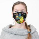 World Travelers face mask