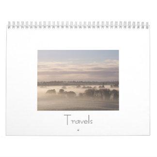 World Travels Calendar