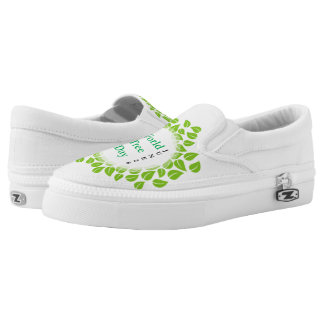 World tree day june 28 Slip-On sneakers