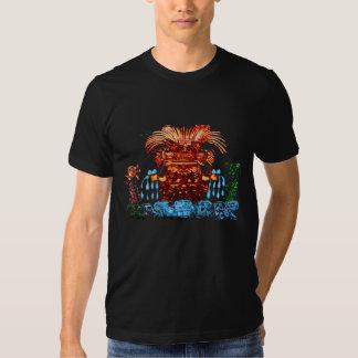 World Tree Mask T Shirt