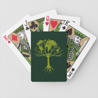 World Tree Playing Cards