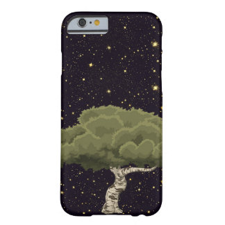 """""""World Tree & Stars"""" Barely There iPhone 6 Case"""
