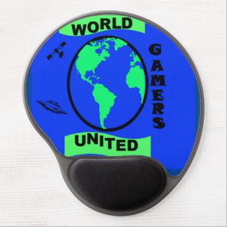World United Gamers  Gel Mousepad