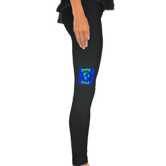World United Gamers Spandex-Cotton Leggings