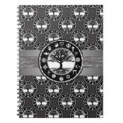 World Unity Tree of Life Spiral Notebook (<em>$13.70</em>)
