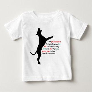 World view Dogge Baby T-Shirt