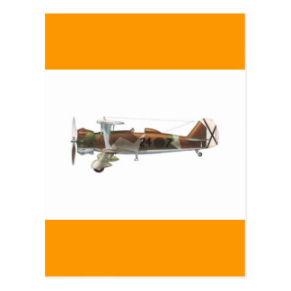 World War 1 Fighter Postcard