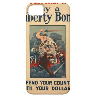 World War 1 Liberty Bonds iPhone 5 Covers