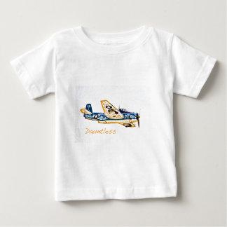World War 2 Aircraft Douglas Dauntless Baby T-Shirt