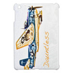 World War 2 Aircraft Douglas Dauntless iPad Mini Covers