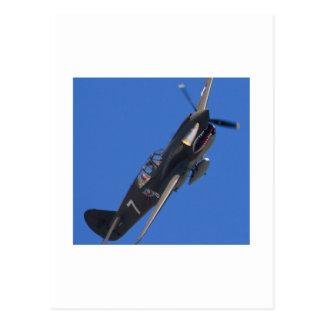 WORLD WAR 2 FIGHTER POST CARDS