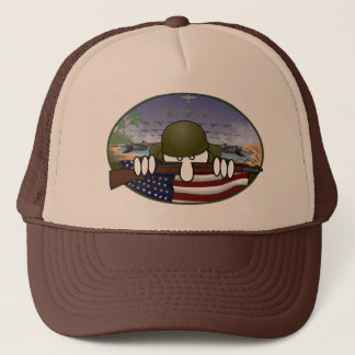World War 2 Kilroy Hat