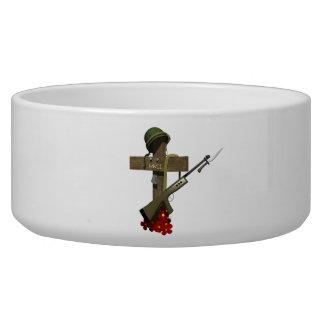 World War 2 Memorial Bowl