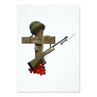 World War 2 Memorial Card