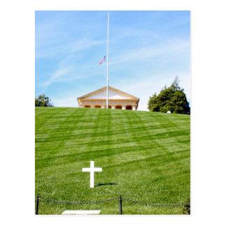 World War 2 Memorial Postcard