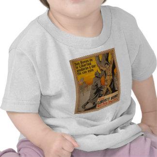 World War 2 Print Spanish 1917 T Shirt