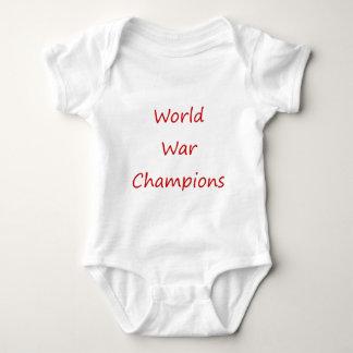 World War Champions Baby Bodysuit
