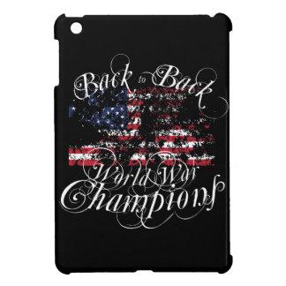 World War Champions iPad Mini Cases