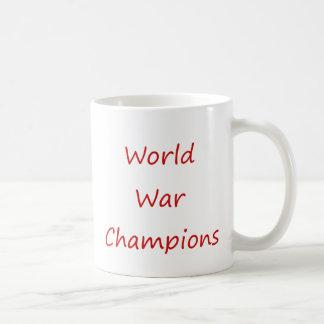 World War Champions Mug