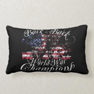 World War Champions Pillow
