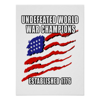 World War Champions Posters