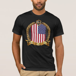 World War Champions Seal T-Shirt