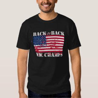 World War Champions Tee Shirt