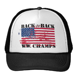 World War Champions Trucker Hat