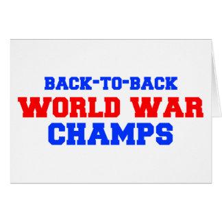 world-war-champs-freshman.png tarjeta de felicitación