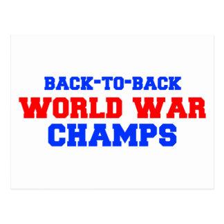 world-war-champs-freshman.png tarjeta postal