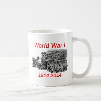 World War I (1914-2014) Mugs