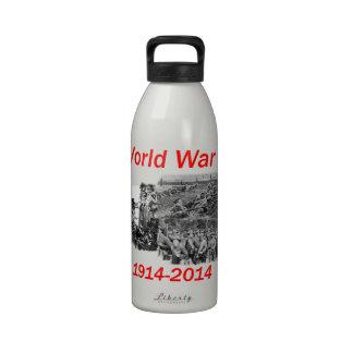 World War I (1914-2014) Reusable Water Bottles