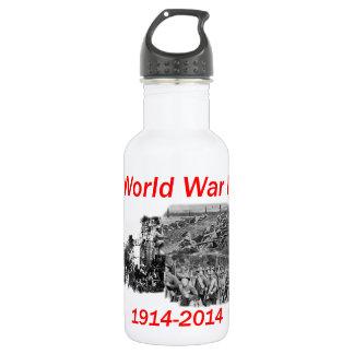 World War I (1914-2014) Water Bottle