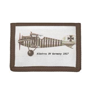 World War I Aircraft Wallet