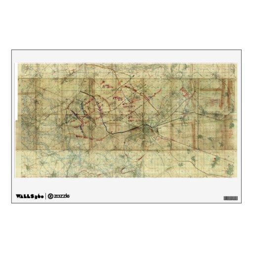World War I Battle of the Canal du Nord Battle Map Room Graphics