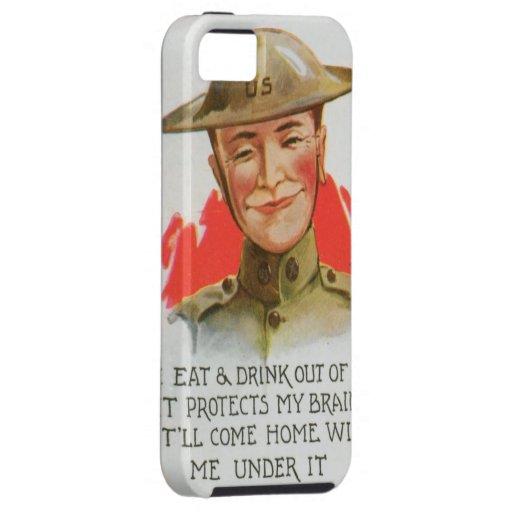 World War I iPhone 5 Cover