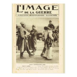 World War I, L'Image de la Guerre, Juillet 1915 Postcard