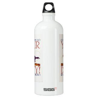 World War I Recruiting Poster 01 Water Bottle