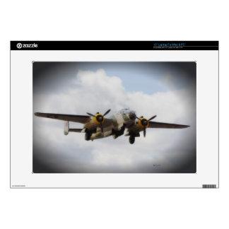 World War II Bomber Laptop Skins