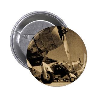 World War II Douglas SBD Dauntless Bomber Planes 2 Inch Round Button