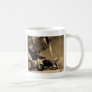 World War II Douglas SBD Dauntless Bomber Planes Coffee Mug