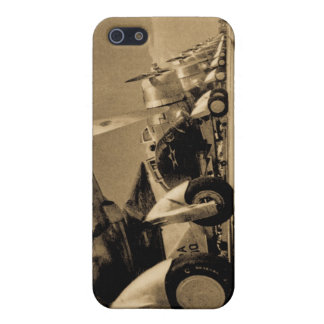 World War II Douglas SBD Dauntless Bomber Planes Cover For iPhone SE/5/5s