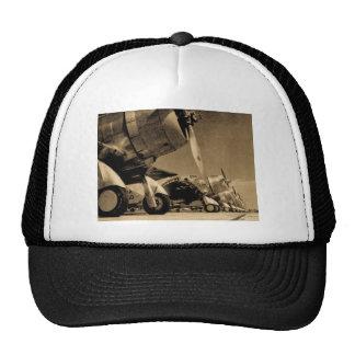 World War II Douglas SBD Dauntless Bomber Planes Trucker Hat