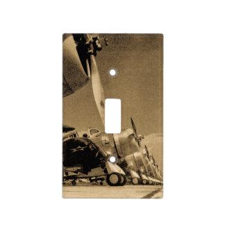World War II Douglas SBD Dauntless Bomber Planes Light Switch Cover