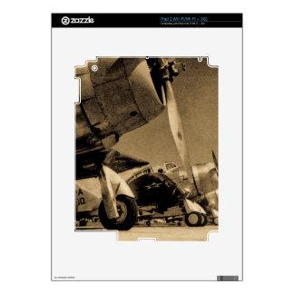 World War II Douglas SBD Dauntless Bomber Planes Skin For iPad 2